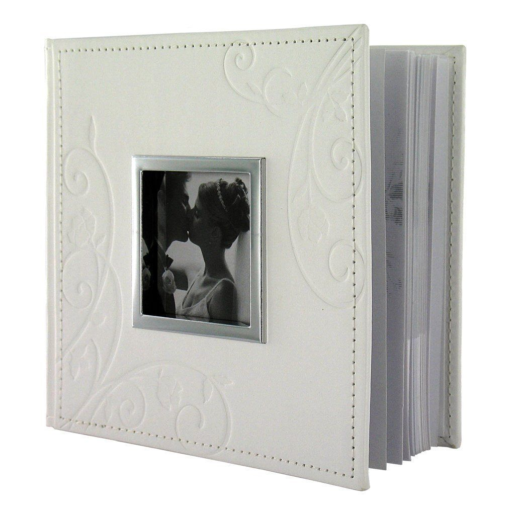Leather Bound Wedding Photo Album Gift 79543